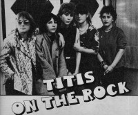 Titis on the Rock B:N