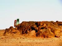 Artifariti 2010 - Diario enterrado (Sáhara)