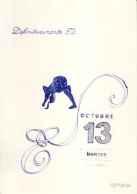 Diario de un año y un día 10/13