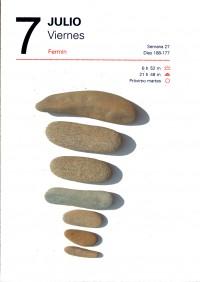Diario de las piedras JULIO (07)