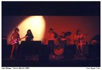 Las Chinas; Teatro Martín; Madrid 1980