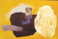 Collage amarillo