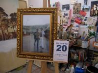 20 OCT  Visita a  mi estudio...