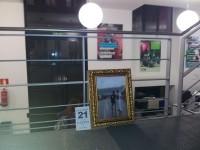 21 OCT. Ya está en un Centro de arte. La Casa Encendida...
