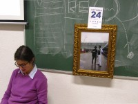 24 OCT  Clase de Investigación y Teoría en las Bellas Artes