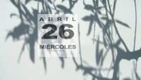 Diario de las sombras - 26 Melocotonero