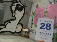 28 OCT. Grafitis