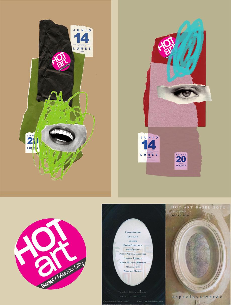 2010 Basel. Hot Art Fair