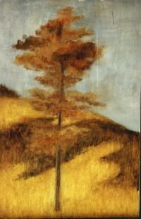 arbolito pintado 3 50x30 oleo-tabla