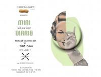 INVITACIÓN MINI-DIARIO Miluca Sanz w