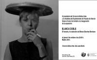 Blanca Doble- FLYER