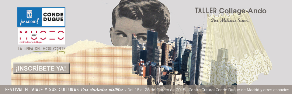 Taller Collage-ando la ciudad
