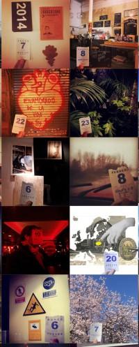 Diario Calendario (Instagram)