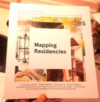Ilustración revista Mapping Residencies