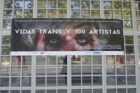 2016 Vidas trans y cien artistas