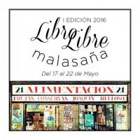 2016 Paseo Libro-Libre Malasaña
