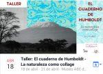 2017 Taller el cuaderno de Humboldt