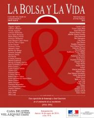 2014 LA BOLSA Y LA VIDA (HOMENAJE A J. GUERRERO)