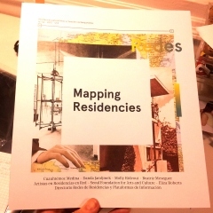 Revista Mapping Residencies