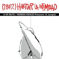 2016 HABITAR LA INTIMIDAD