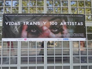 2016 VIDAS TRANS Y 100 ARTISTAS