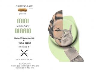 2014 MINI-DIARIO (ESPACIO VUELA PLUMA)