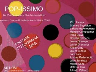 2018 POP-ISSIMO