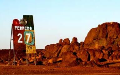 2010 Artifariti (Sáhara)